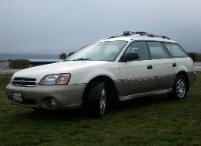 Birdy the Subaru Hollis Adventure Rentals