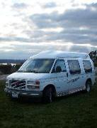 Edward the Van Hollis Adventure Rentals
